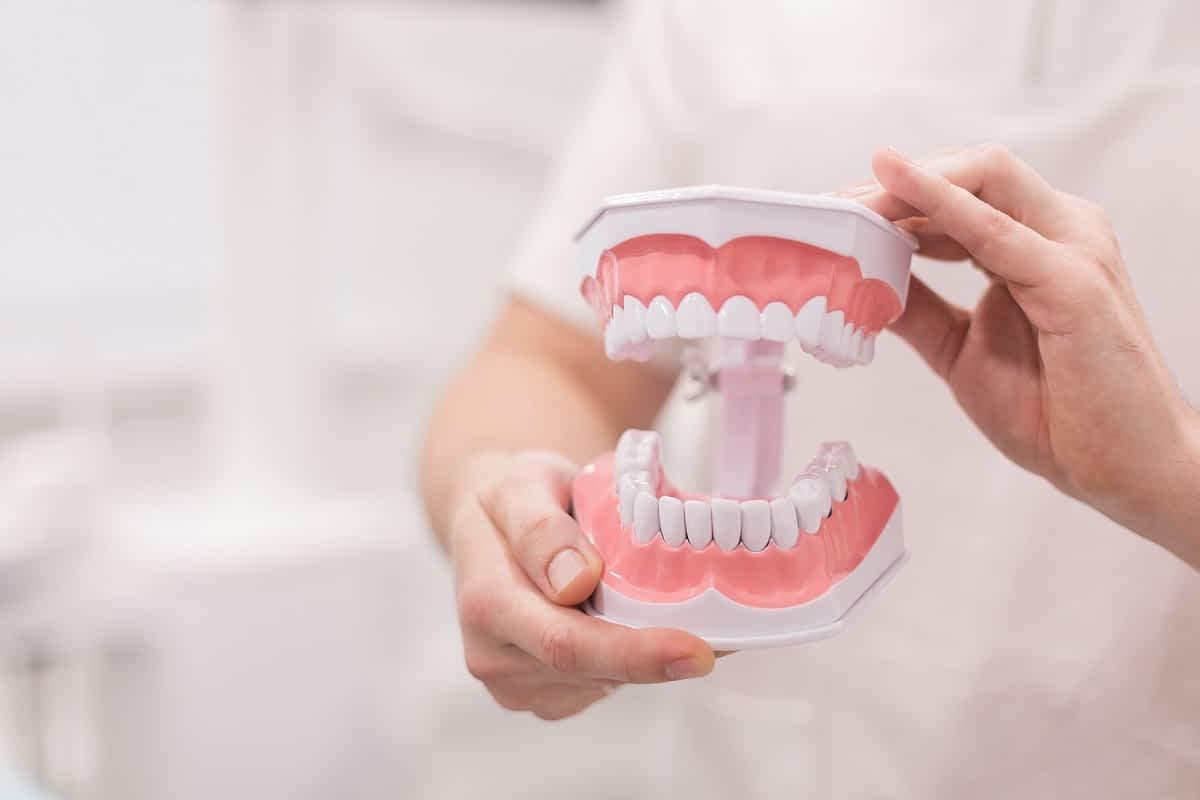 próteses dentárias funcionam