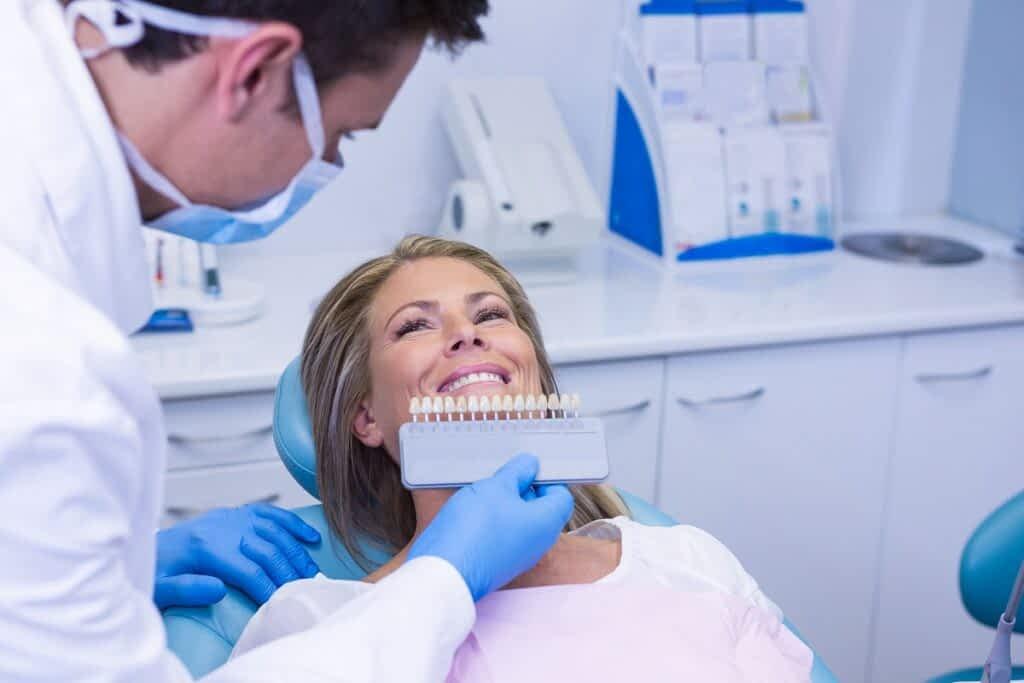 lente de contato dental | Grupo Lien