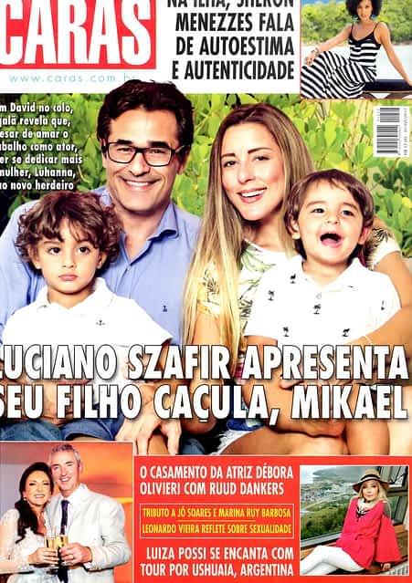Revista Caras Abril